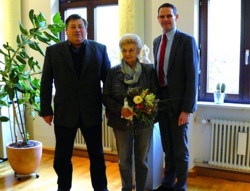 Reinhold Behr aus Nohn als Gemeinderatsmitglied verabschiedet