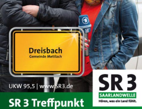 SR 3 zu Gast in Dreisbach