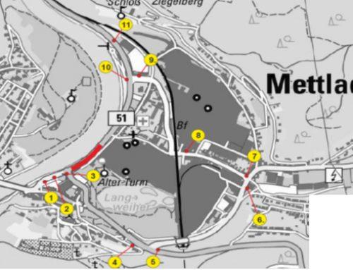 Sanierung der B 51 in Mettlach – Vollsperrung ab Freitag, 23.06.2017