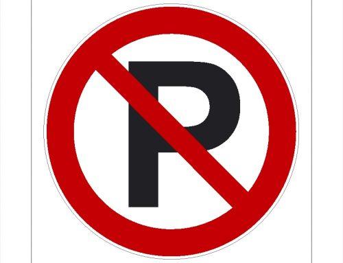 Ortspolizeibehörde sperrt ab 04. April alle Tourismus-Parkplätze in der Gemeinde Mettlach