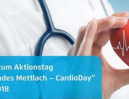 """Mettlach wird """"HerzGesund & HerzSicher"""" – CardioDay am 17. Mai 2018 im Cloef-Atrium"""
