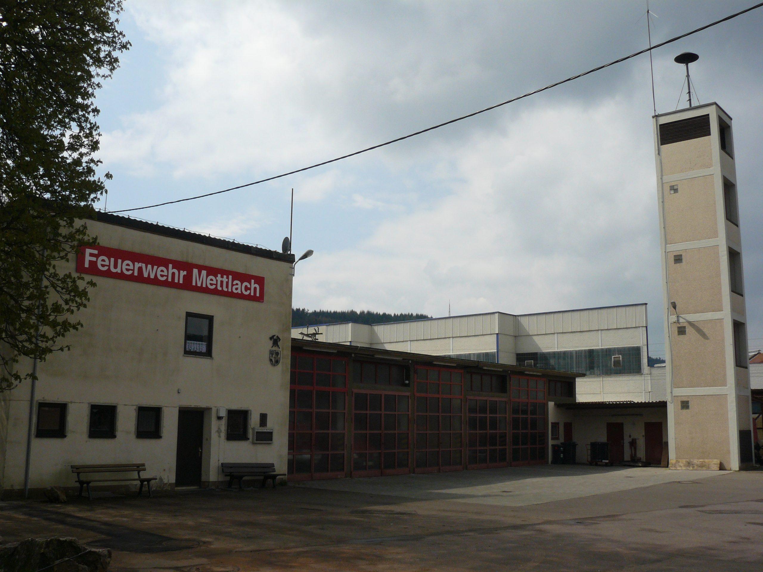 Feuerwehrgerätehaus Mettlach