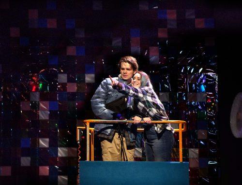 """Premiere des Theaterstücks """"Mettlach"""" am 18. Januar 2019 in der Alten Feuerwache in Saarbrücken"""