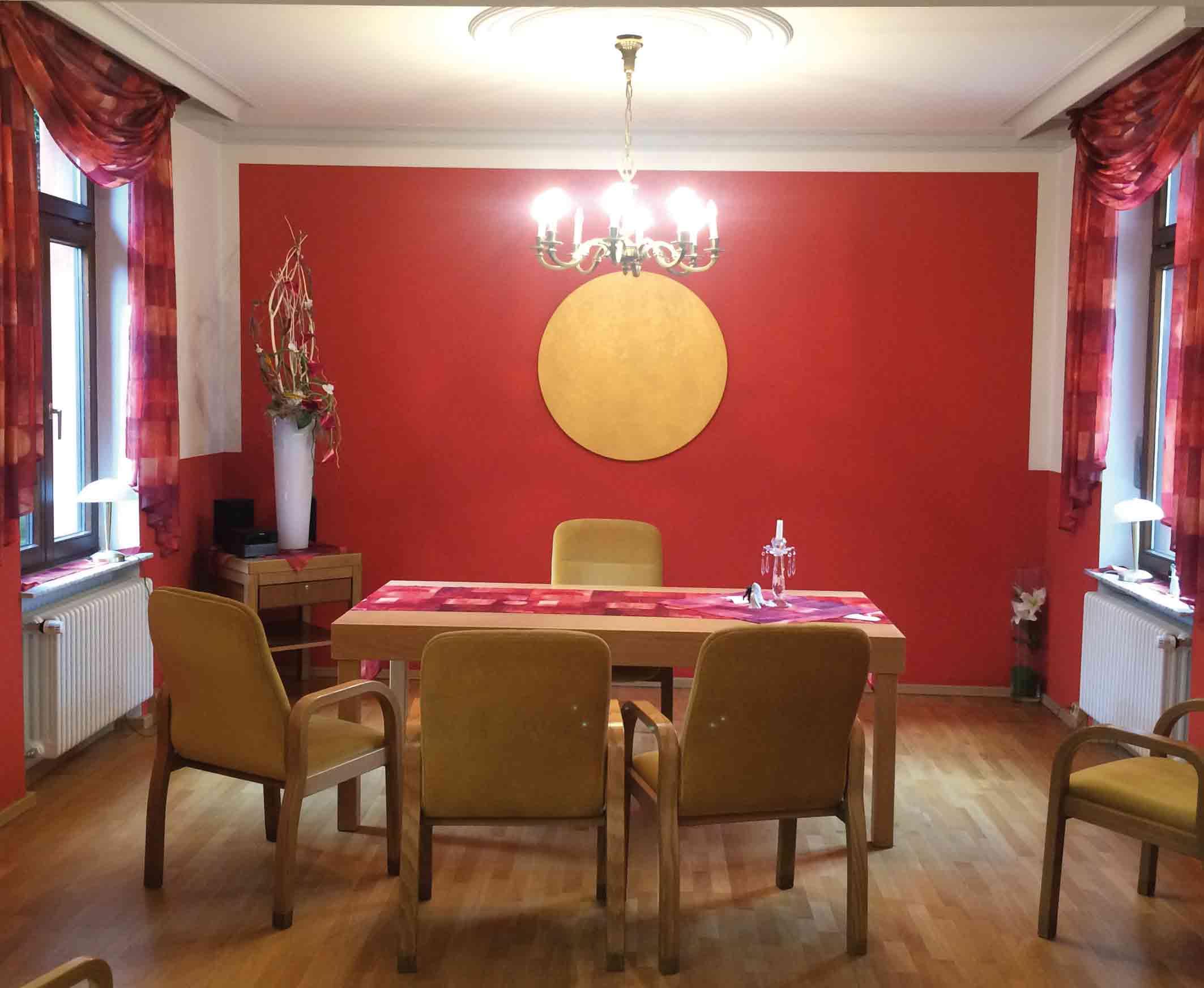 TRauzimmer im Rathaus Mettlach